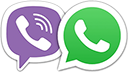 viber - whatsap
